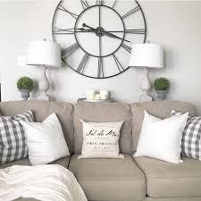 farmhouse style sofa. Farmhouse Style Sofas Wish Living Room Decor Rustic Grey Sofa White Pillows 8 O