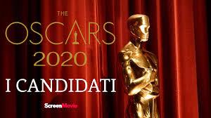 Oscar 2020: I candidati