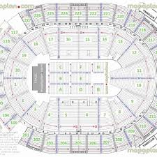 Wells Fargo Arena Des Moines Seating Chart With Seat Numbers Scientific Pepsi Center Seat Numbers Prudential Center Arena