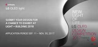grab the chance to win the lg oled design competition 2017
