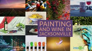 painting and wine in jacksonville fl