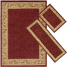 Red Kitchen Rugs And Mats Kitchen Rug Set Rug Sets For Living Rooms Images Full Size Of