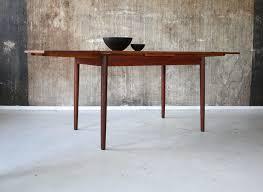 60er Teak Esstisch Stilraumberlin Dänische Design Möbel Berlin