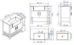 farmhouse sink sizes on stunning home decoration plan p52 with farmhouse sink sizes