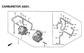 1999 honda shadow ace deluxe 750 vt750cd carburetor h01080033 gif