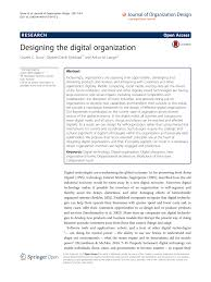 Stanford Uit Org Chart Pdf Designing The Digital Organization