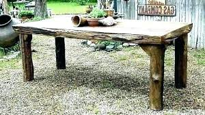 wood outdoor dining table full size of large tdoor dining table farmhse building plans rustic furniture wood outdoor dining table