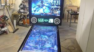 virtual pinball cabinet