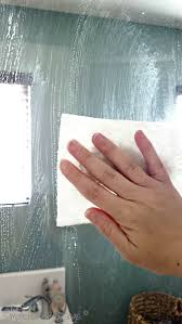 here s the real deal almost no work involved way to clean glass shower doors leave them spotless