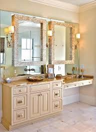 Bathroom vanity ideas makeup station Sink Vanity The Stylish And Beautiful Bathroom Vanity With Makeup Station Bathroom Cabinet With Makeup Vanity Makeup Vanity Round Decor The Stylish And Beautiful Bathroom Vanity With Makeup Station Makeup