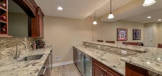 Basement Kitchen Designs Delectable 48 Amazing Luxury Finished Basement Ideas Home Remodeling