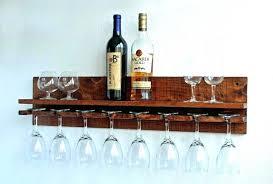 wine glass rack and shelf wine glass holder shelf wine glass rack under shelf wine rack