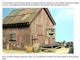 rusty tin roof files rusted corrugated metal roofing for