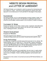 Website Proposal Template Mesmerizing Software Project Proposal Development Statement Of Work Agreement 48