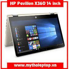 HP Pavilion X360 14-cd0082TU Core i3 8130U - Ram 4GB - HDD 500GB - 14 inch  cảm ứng 360 » Mỹ Tho Laptop