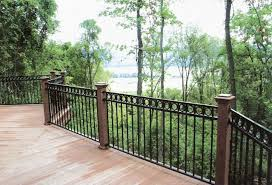 wrought iron fence ideas. Simple Fence Wrought Iron Fence Styles  Fencing Style  Ideas Throughout