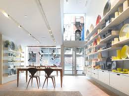 Retail Shop Interior Design of Mud Australia Showroom, New York