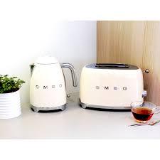 Retro Toasters smeg retro two slice toaster stylish 1950s design 2322 by xevi.us