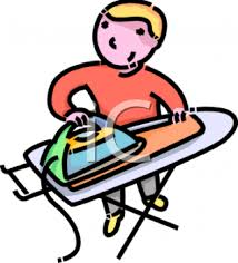 ironing clothes clipart. Wonderful Clothes Inside Ironing Clothes Clipart N