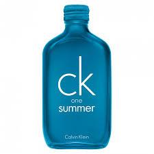 Buy <b>One Summer</b> Limited Edition EDT 100 mL by <b>Calvin Klein</b> Online