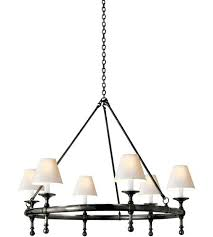 6 light bronze chandelier visual comfort e f classic 6 light inch bronze chandelier ceiling light anselda