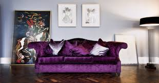 Purple Living Room Purple Sofa For A Bright And Lively Living Room Goodworksfurniture