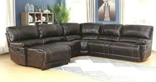 abbyson leather sectional this deal saves you off the retail for this leather sectional