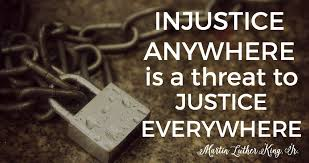 injustice anywhere is a threat to justice everywhere essay writing