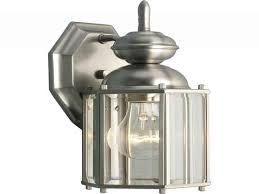 brushed nickel chrome pewter outdoor wall mounted lighting for brushed nickel outdoor lights