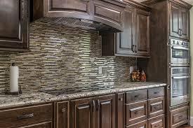 beautiful dark kitchens. Delicatus White Granite Chef\u0027s Area With Earthy Tone And Stainless Tile Backsplash Ample Storage In Beautiful Dark Kitchens
