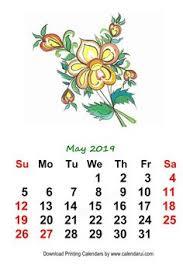 35 Best Mini Calendar Template Printable Images In 2019