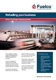 Fuel Dispensing System Design Refuelling Your Business Compressed For Email By Fuelco Issuu