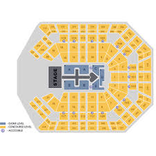 Mgm Grand Theater Las Vegas Seating Chart Mgm Garden Arena Are There Any Bad Seats Las Vegas