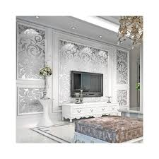 8 Living Room Wallpapers To Make Your ...