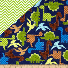 Urban Zoologie Double Faced Quilted Dinosaurs/Argyle Multi from ... & Urban Zoologie Double Faced Quilted Dinosaurs/Argyle Multi from  @fabricdotcom Designed for Fabri- Adamdwight.com