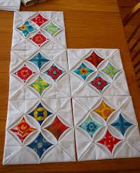Quilting Land: Cathedral Windows Quilt & Cathedral Windows Quilt Adamdwight.com
