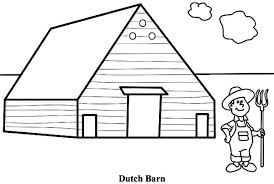 Coloring Pages Barn Coloring Pages To Print Pictures Page Owl