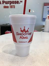 Smoothie King Nutrition Chart Smoothie King Nutty Super Grain