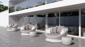 Hd Designs Bali Collection Patio Furniture Outdoor Loveseat Collection Cosmos By Bloom Outdoor