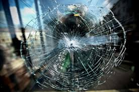 how to replace a broken windowpane
