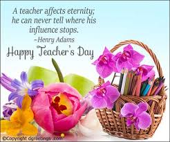 Happy Teachers Day Chart Teachers Day Quotes And Sayings Dgreetings