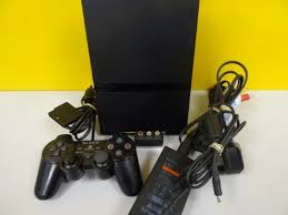 sony playstation 2 slim. sony ps2 slim. reference: 037000077224. sonata_product_default_media. sonata_product_default_media playstation 2 slim