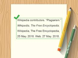 017 Mla Essay Citation Cite Wikipedia Article In Format Step