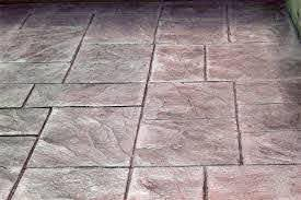 stamped concrete what is the cost