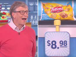 Watch Bill Gates Try to Guess Grocery Prices on Ellen DeGeneres