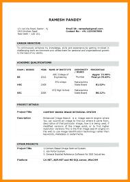 School Teacher Resume Format In Word Resume School Teacher Resume 5
