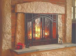 fireplace screens with glass doors full size of fireplace screens with glass doors insulated fireplace cover