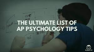 the ultimate list of ap psychology tips io ap psychology tips
