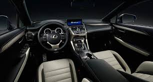 2018 lexus nx 300 f sport. contemporary lexus immediately noticeable is the larger available display on center  dashboard which has grown from seven inches to 103 inches to 2018 lexus nx 300 f sport n