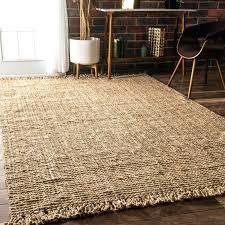 6x9 sisal rug sisal rug 6x9 natural collection chunky loop jute casuals natural fibers hand woven